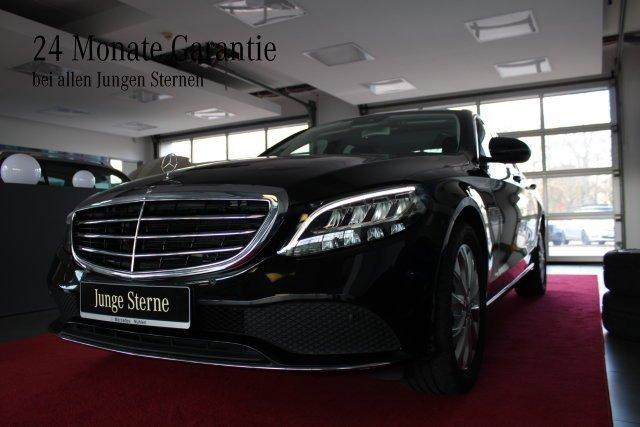 Mercedes-Benz C 220 d EXCLUSIVE Exterieur+EXCLUSIVE Interieur, Jahr 2018, Diesel