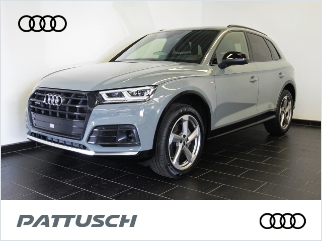 Audi Q5 S-Line 45TFSI quattro sport 245PS S tronic, Jahr 2020, Benzin