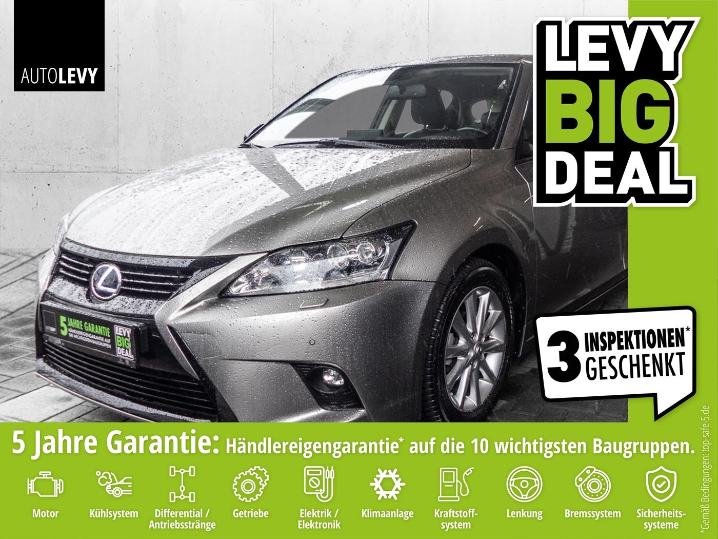 Lexus CT 200h Executive Line *Navi*Klimaautomatik*PDC*, Jahr 2017, Hybrid