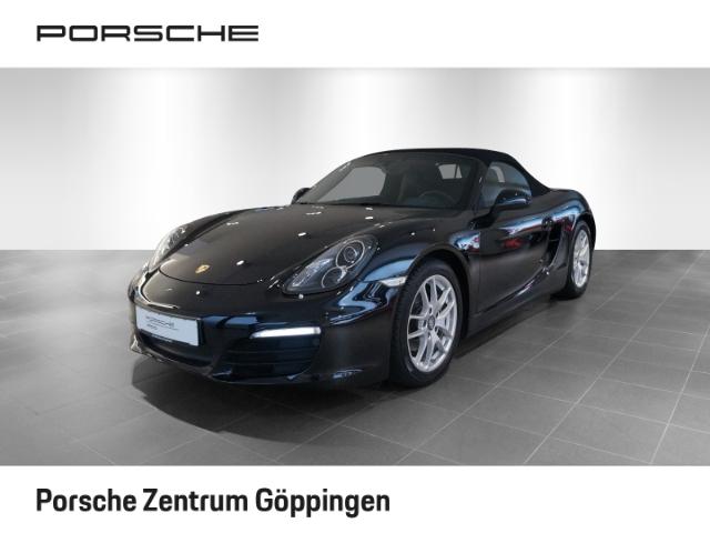 Porsche Boxster, Jahr 2015, Benzin