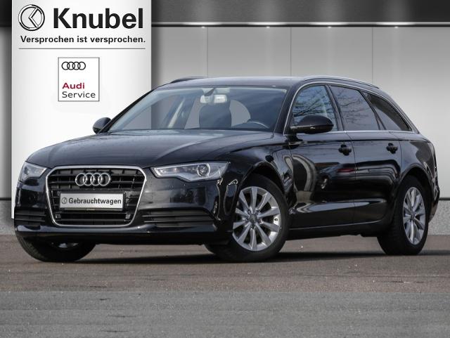 Audi A6 Avant 2.0 TDI Pano Leder Xenon BOSE Navi Priv, Jahr 2012, Diesel
