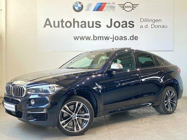 BMW X6 M50d (Head-Up, DAB, LED, Sitzbelüftung), Jahr 2016, Diesel