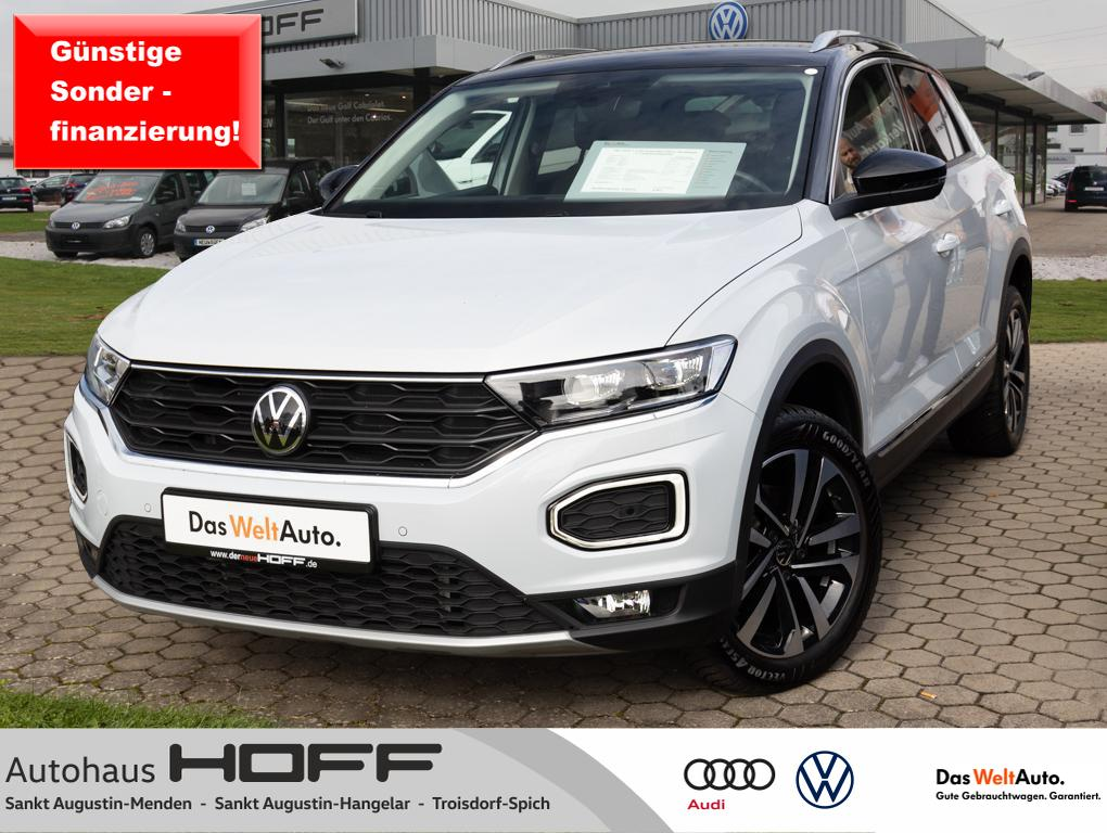 Volkswagen T-Roc 1.5 TSI United Navi LED el. Heckklappe 17, Jahr 2021, Benzin