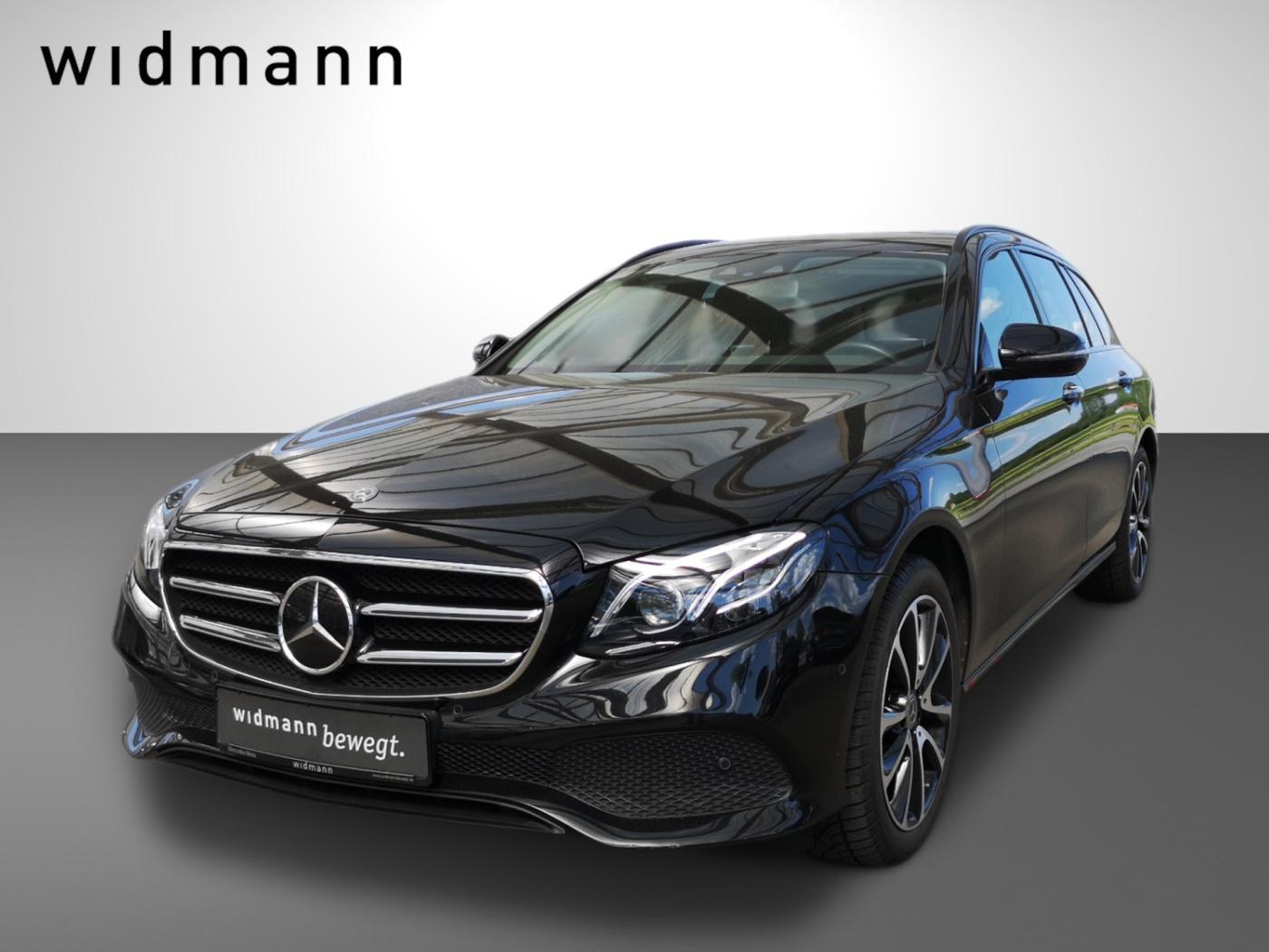 Mercedes-Benz E 400 4M T *Avantgarde*Comand*ILS*Standhzg*Night, Jahr 2018, Benzin