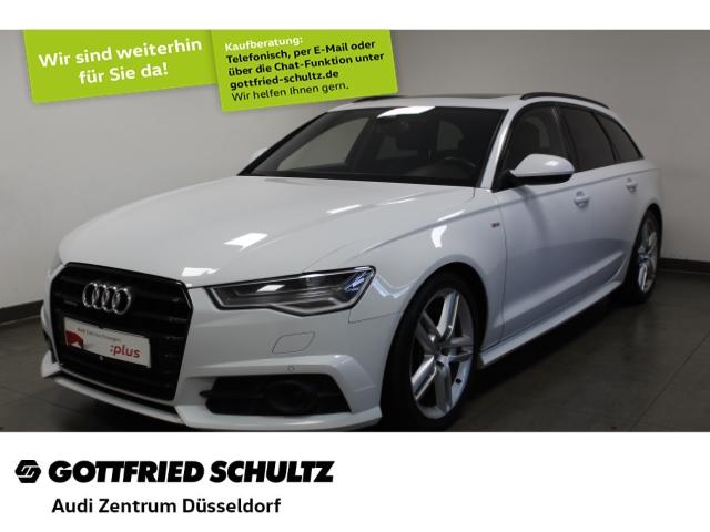 Audi A6 Avant 3.0 TDI Quattro Tronic S line, Jahr 2018, Diesel