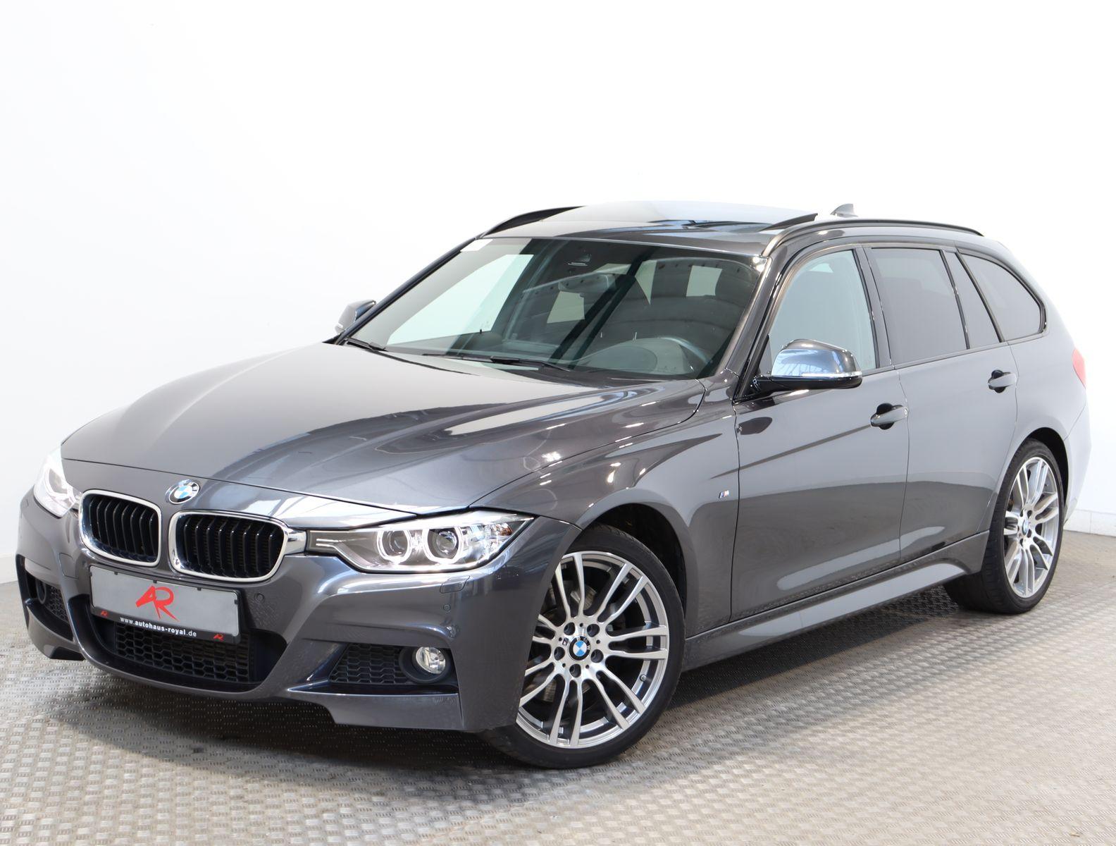 BMW 330 d T xDrive SAG M SPORT NAVIPROF,HUD,MEMORY, Jahr 2015, Diesel