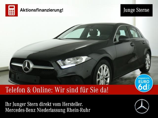 Mercedes-Benz A 180 Progressive Navi Premium Kamera Spurhalt-Ass, Jahr 2020, Benzin