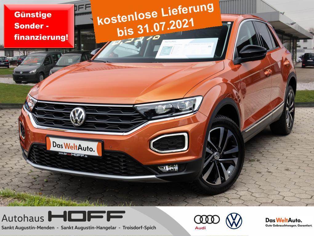 Volkswagen T-Roc 1.5 TSI IQ.DRIVE LED AHK APP Anschlussgara, Jahr 2020, Benzin