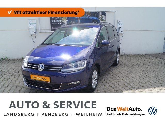 VW Sharan finanzieren