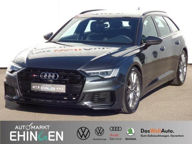Audi S6 Avant 3.0 TDI quattro Matrix Panorama AHK Leder Navi, Jahr 2019, Diesel