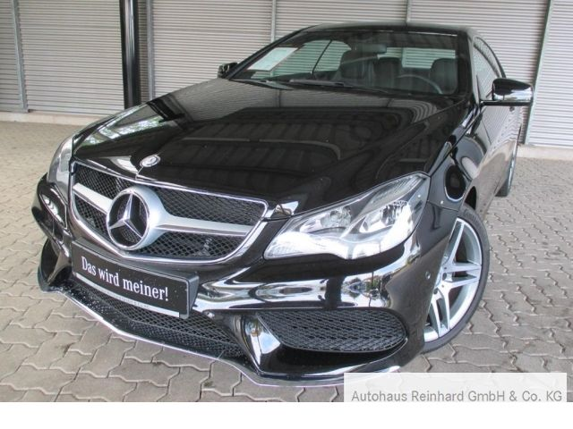 Mercedes-Benz E 200 Coupé AMG+LED+PDC+SpiegelPaket+Navi+, Jahr 2014, Benzin