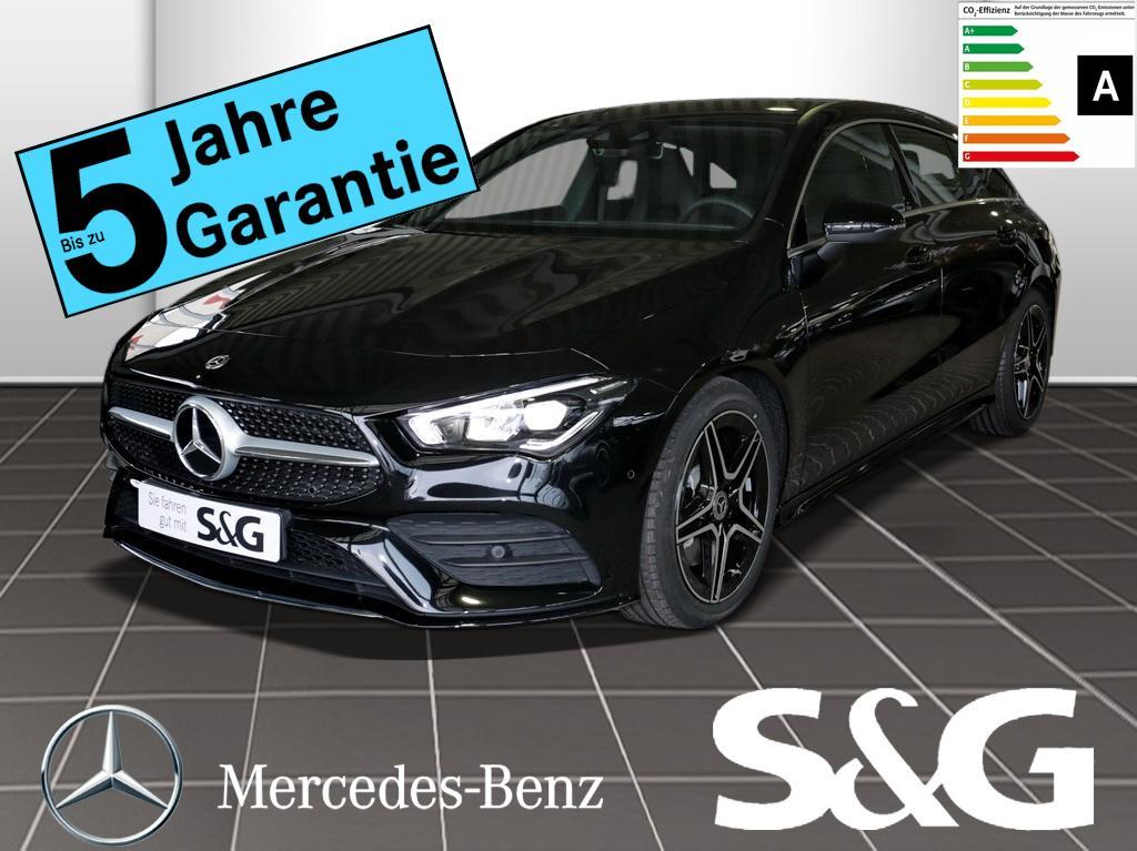 Mercedes-Benz CLA 220 Shooting Brake d AMG-Line PremNavi/AMG18, Jahr 2020, Diesel