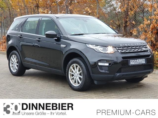 Land Rover DISCOVERY SPORT TD4 S | Berlin, Jahr 2015, Diesel
