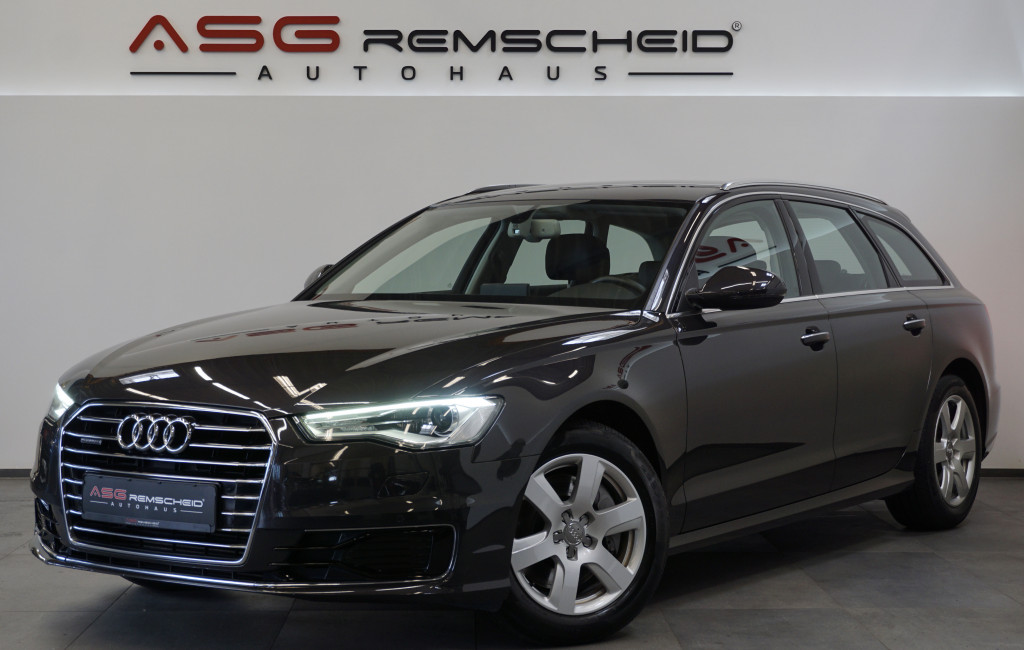 Audi A6 3.0 TDI Avant q. S-Tr. *Leder *Navi *MwSt. *, Jahr 2016, Diesel