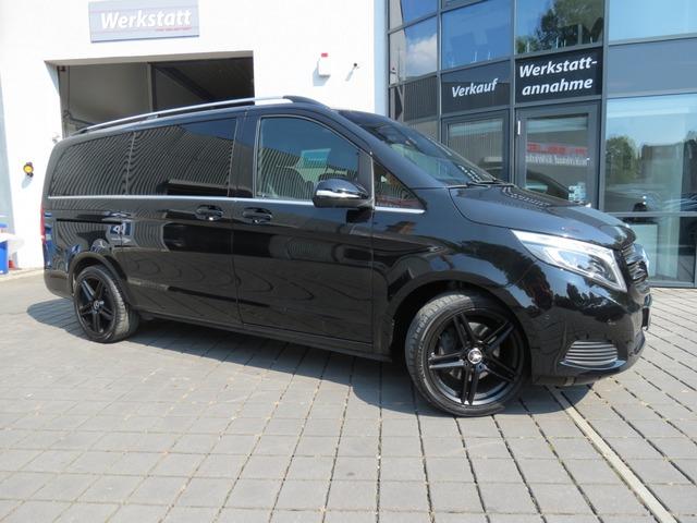 Mercedes-Benz V 250 CDI Avantgarde EDITION Lang 2xeTÜR/19/STDH, Jahr 2014, diesel