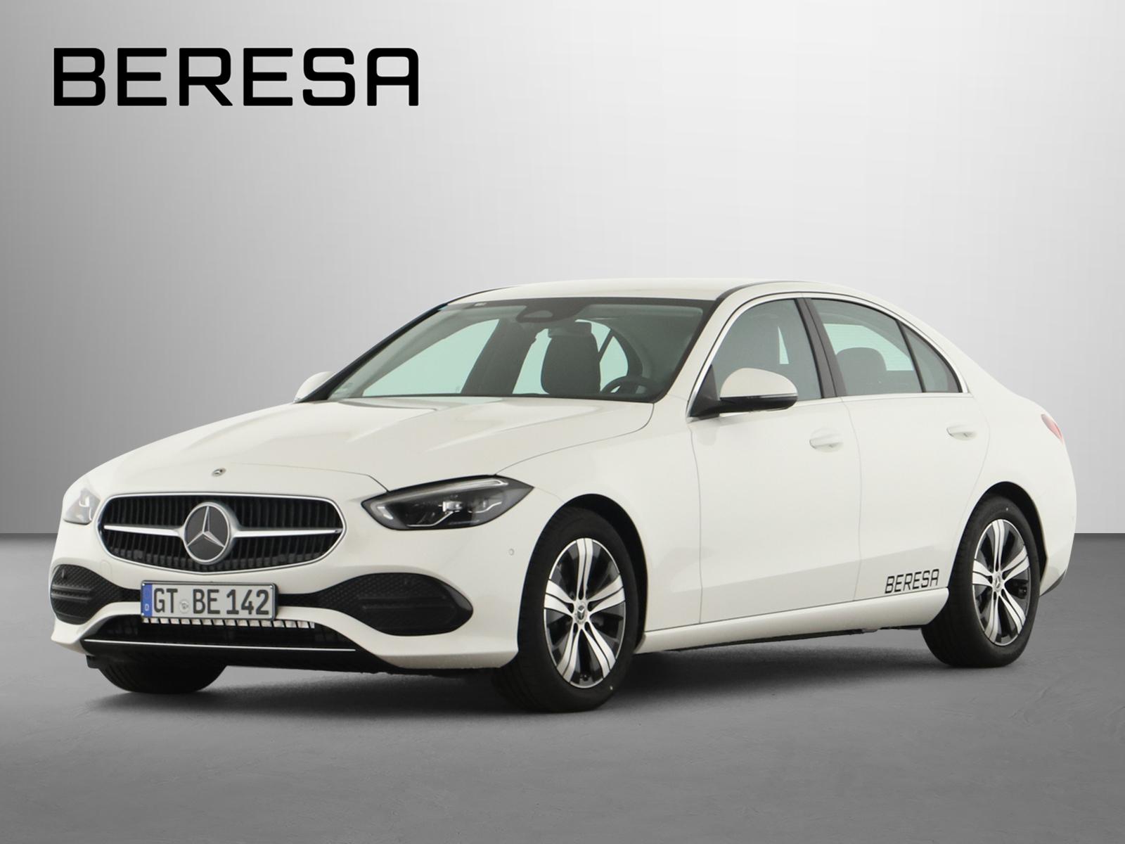 Mercedes-Benz C 220 d Avantgarde LED Kamera PDC, Jahr 2021, Diesel