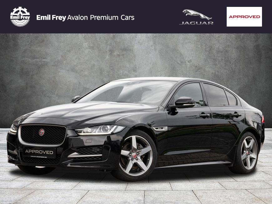 Jaguar XE 20d Aut. R-Sport, Jahr 2017, Diesel