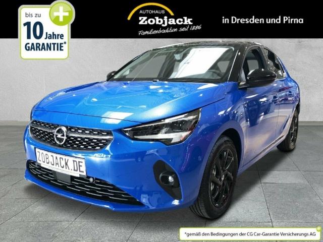 Opel Corsa F 1.2T Elegance LED Kamera Winterpaket, Jahr 2020, Benzin
