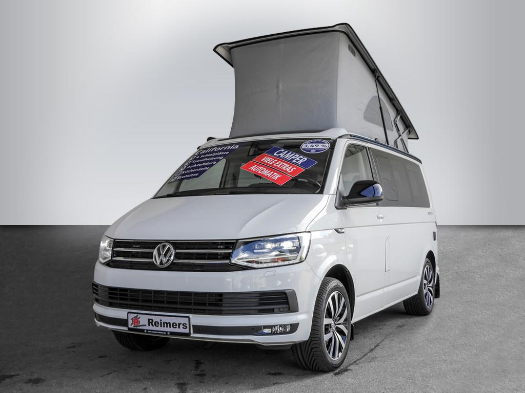 Volkswagen T6 California 2.0 TDI Beach Edition BMT, Jahr 2017, Diesel