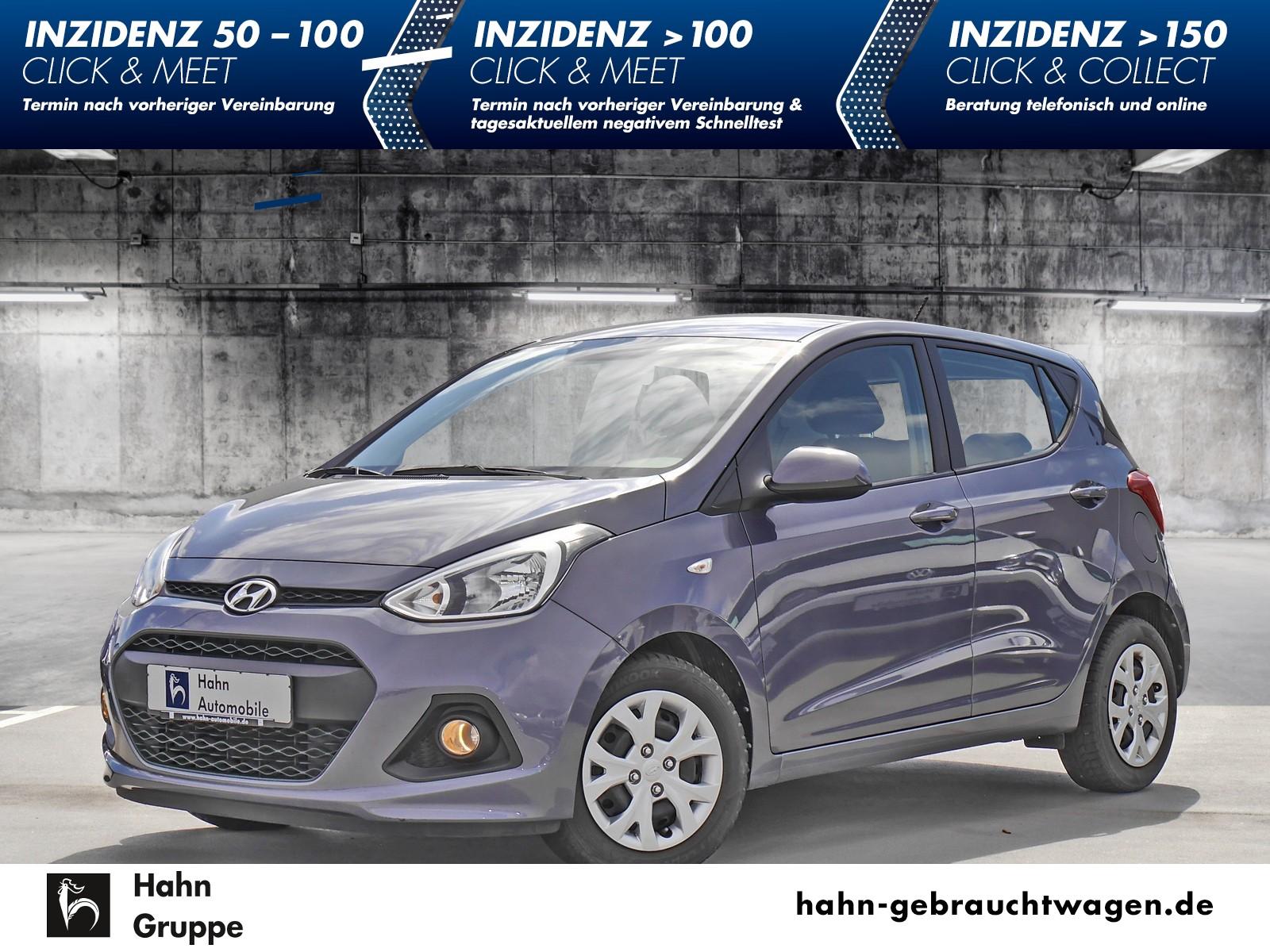 Hyundai i10 1.0 LPG Trend Klima Sitzh Radio elektr. Fensterh, Jahr 2014, other