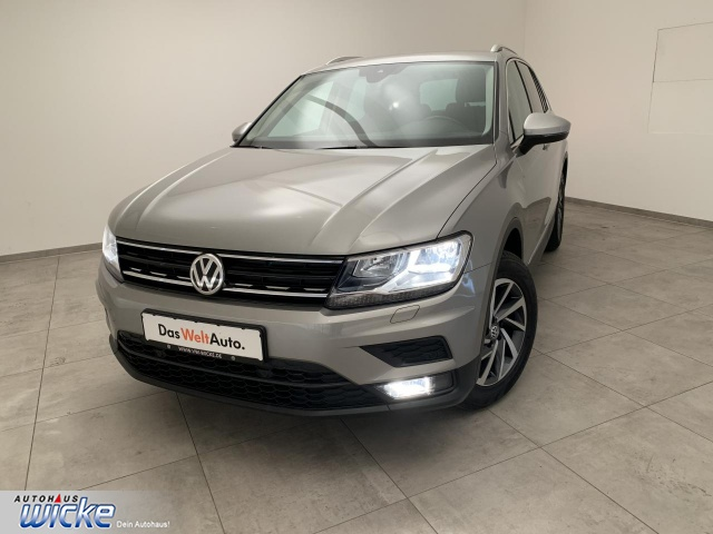 Volkswagen Tiguan 1.4 TSI SOUND Navi Klima ACC, Jahr 2017, Benzin