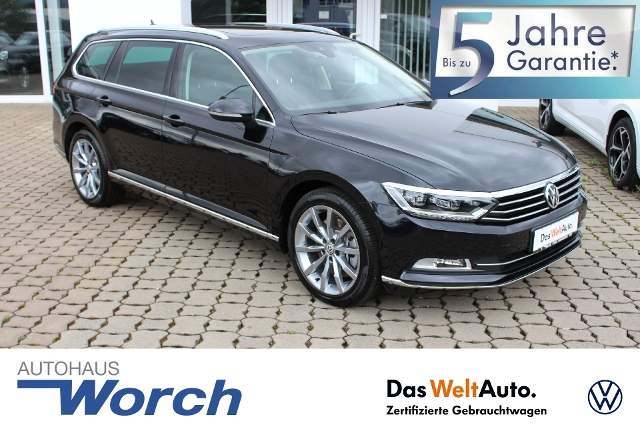 volkswagen passat variant 2.0 tdi dsg 4m hl dab navi dcc, jahr 2019, diesel
