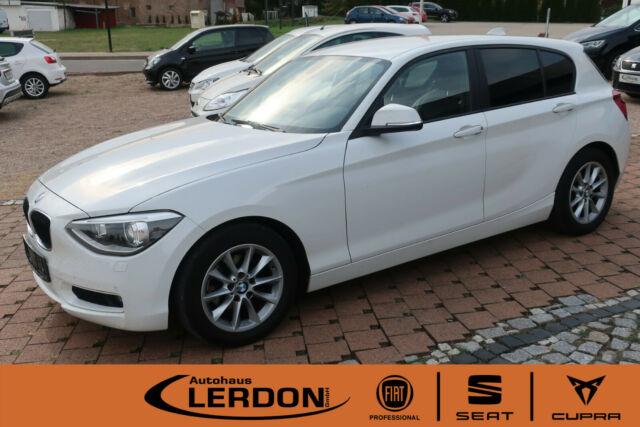 BMW 116d XENON|PDC|SHZ|NAVI|KLIMAAUT., Jahr 2013, Diesel