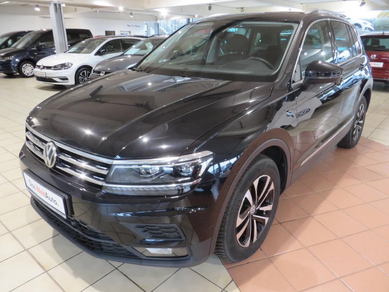 Volkswagen Tiguan Comfortline 1.5 TSI OPF ACT IQ.Drive, Jahr 2019, Benzin