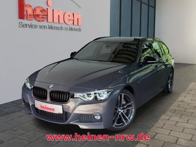 BMW 340 i Touring M-Sport LED, NAVI PROF, H/K, LEDER, Jahr 2018, Benzin