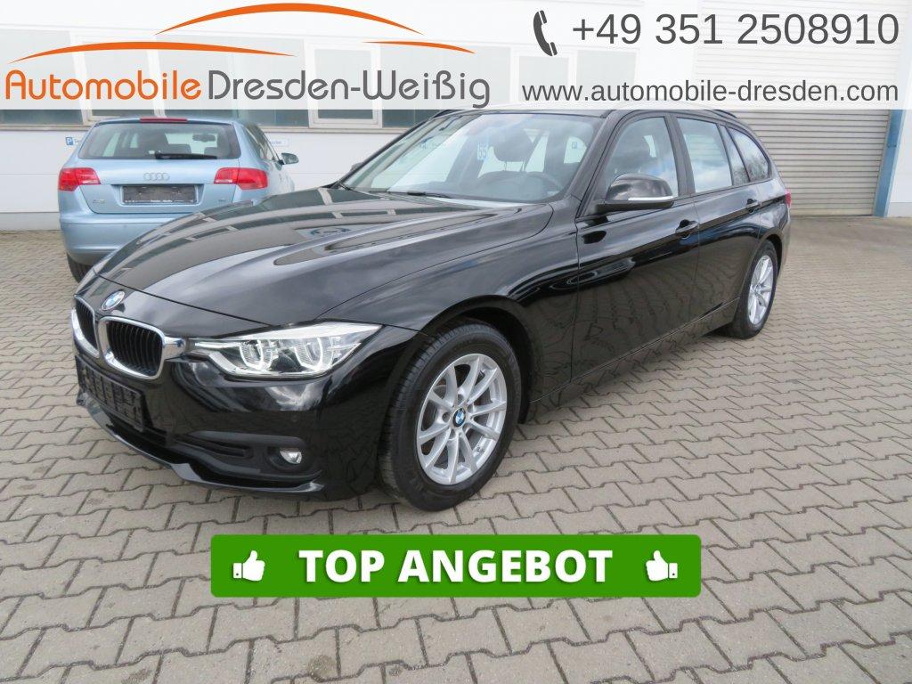 BMW 320 d Touring Efficient Dynamics Advantage*Navi*, Jahr 2018, Diesel