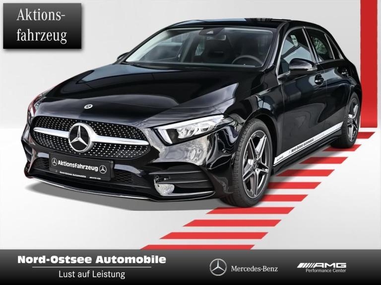 Mercedes-Benz A 180 AMG LED PARK-PAKET NAVI-PREMIUM, Jahr 2020, Benzin