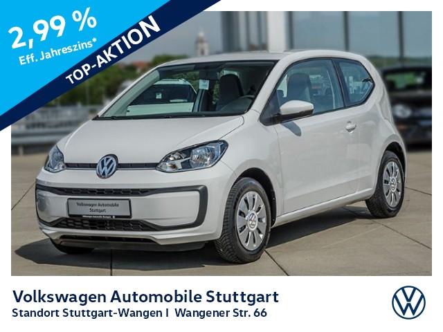 Volkswagen up! 1.0 move up! Bluetooth Klima, Jahr 2018, Benzin