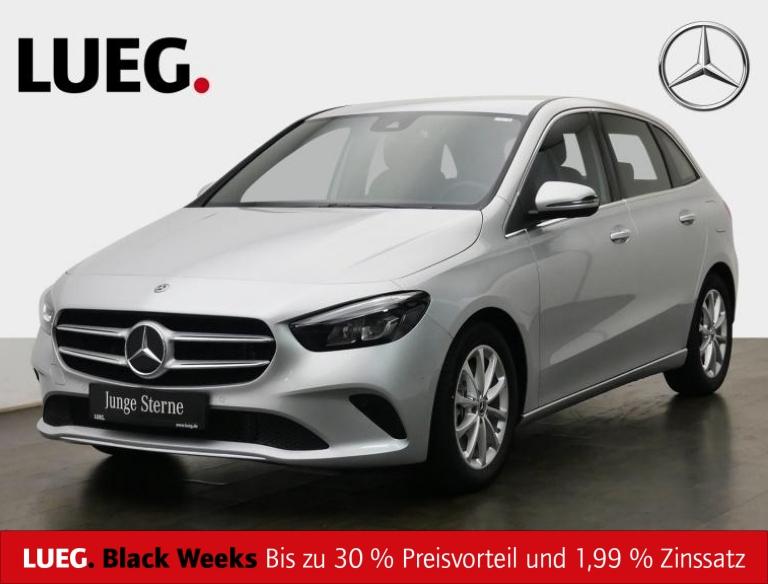 Mercedes-Benz B 250 Progressive+MBUX+NavPrem+LED-HP+ParkAs+RFK, Jahr 2019, Benzin