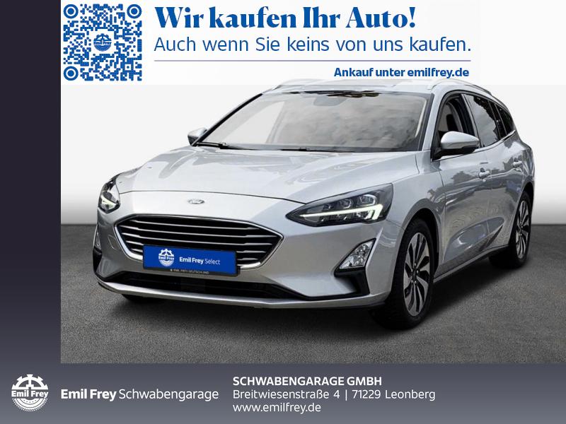 Ford Focus Turnier 1.5 COOL&CONNECT *LED *WINTER-P, Jahr 2019, Diesel