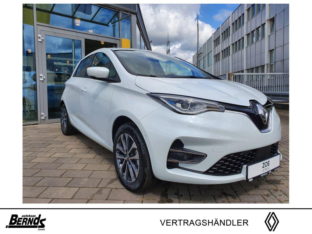 Renault ZOE (mit Batterie) Z.E. R135 50 INTENS (Selection), Jahr 2021, Elektro