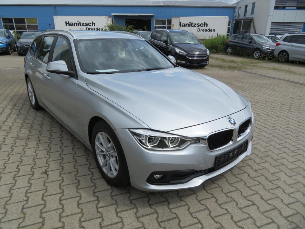 BMW 320 d Touring Efficient Dynamics*Navi Prof*LED*, Jahr 2018, Diesel