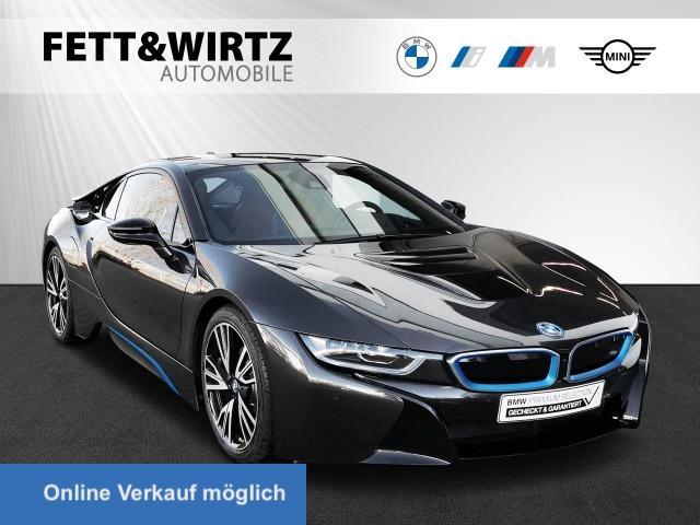 BMW i8 Coupe Navi Prof. Head-Up Komfortzugang PDC, Jahr 2020, Hybrid