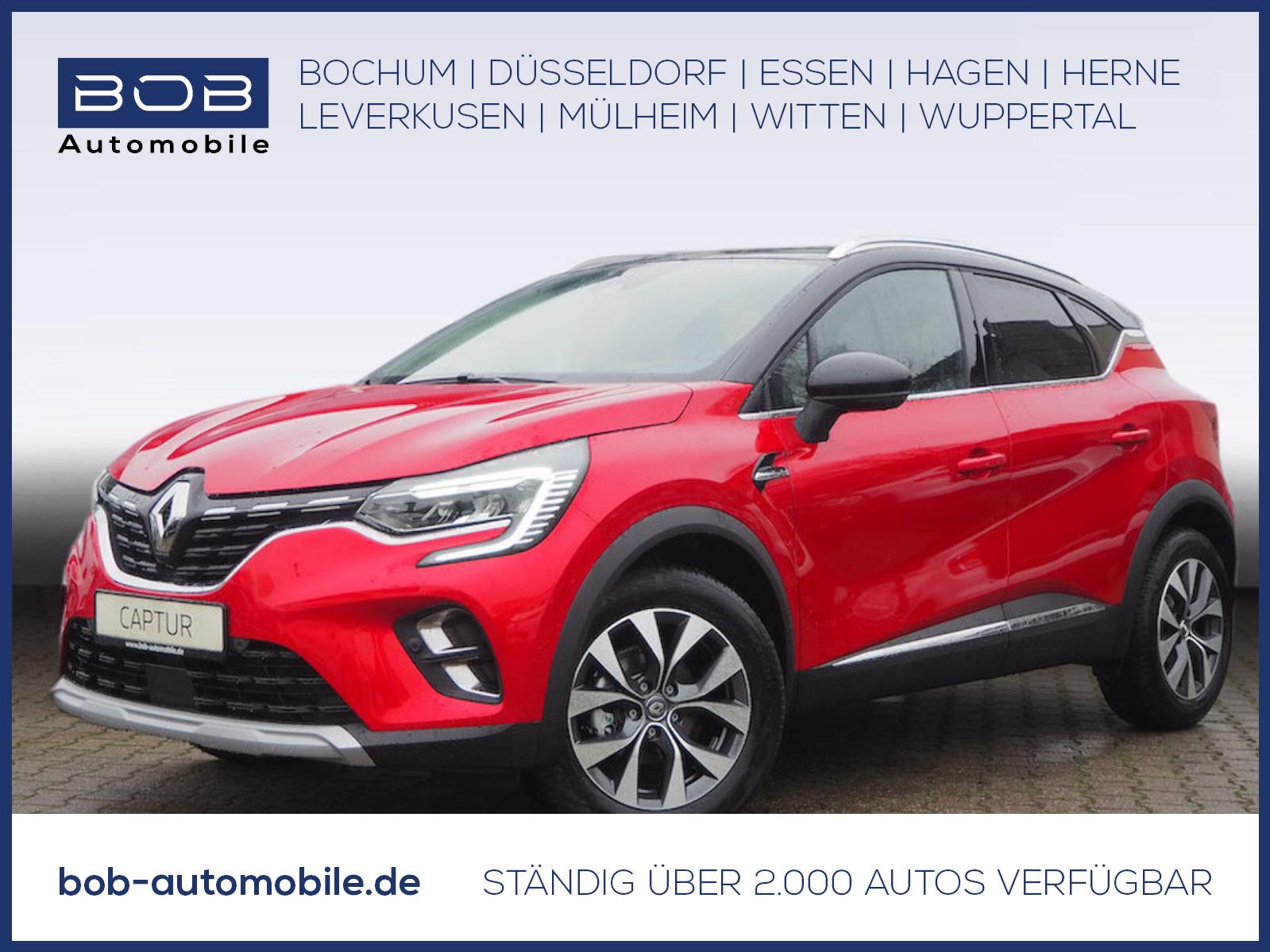 Renault Captur INTENS TCe 90 SHZ PDC KLIMA NAVI ALU, Jahr 2021, Benzin