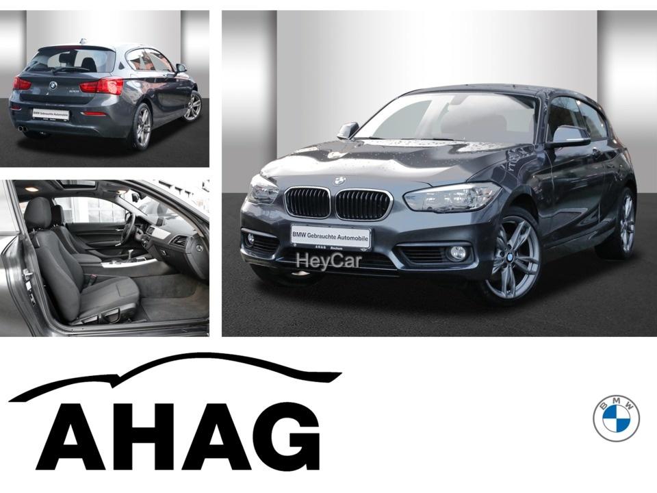 BMW 120i Advantage Navi Business Glasdach LM PDC NSW, Jahr 2017, Benzin