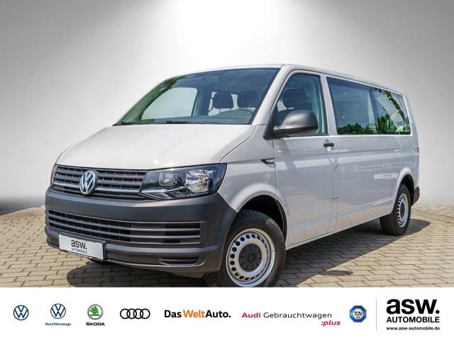 Volkswagen T6 Caravelle LR 2,0TDI DSG Navi Klimaauto. 9-S., Jahr 2018, Diesel