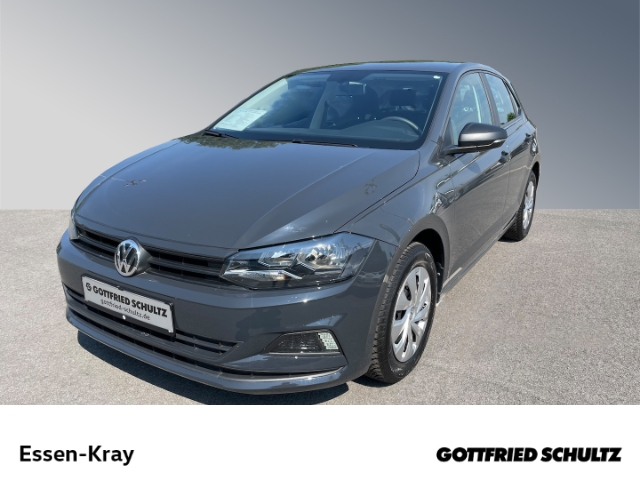Volkswagen Polo Trendline 1.0 TSI KLIMA RADIO, Jahr 2018, Benzin