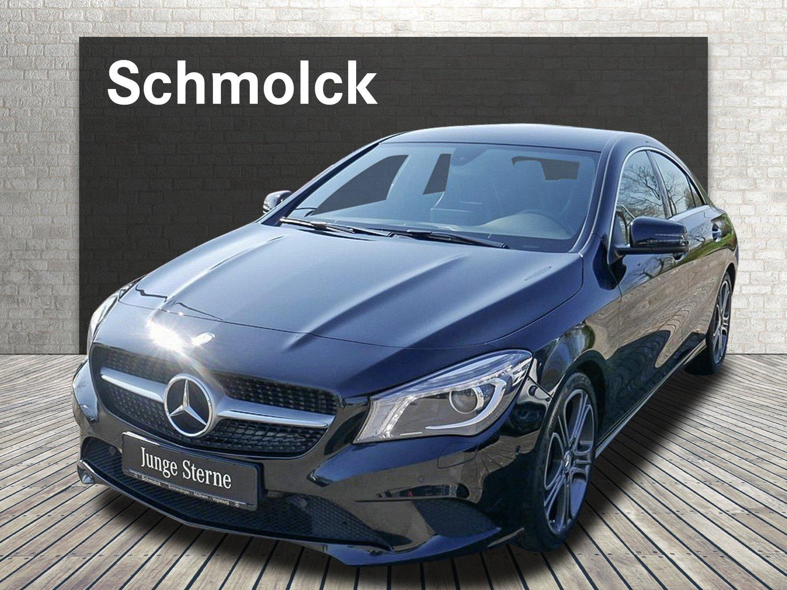 "Mercedes-Benz CLA 220 CDI URBAN/XENON/AUTOMATIK/18""/SHZ/NAVI, Jahr 2014, diesel"