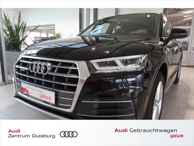 Audi Q5 quattro 2.0 S-line LED Navi HUD Kamera, Jahr 2017, Benzin