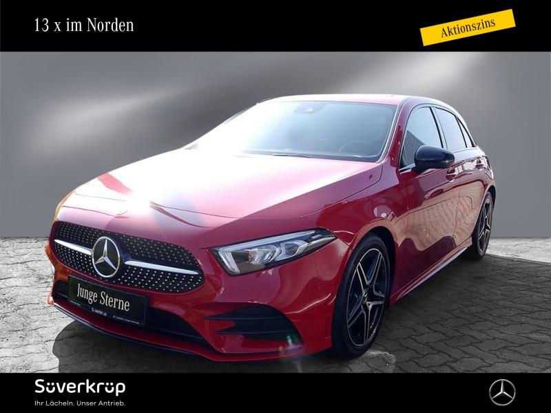 Mercedes-Benz A 250 AMG/Night/LED/PDC, Jahr 2018, Benzin