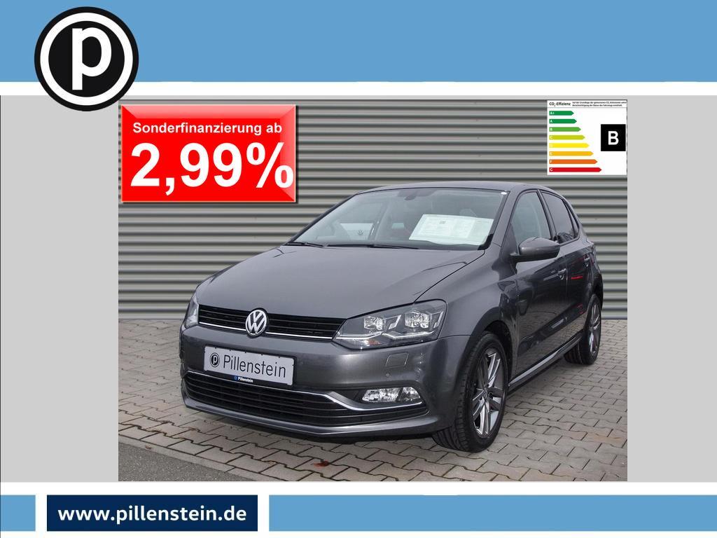 Volkswagen Polo Allstar 1.2 TSI LED NAVI PARKPILOT Sitzhzg., Jahr 2017, Benzin