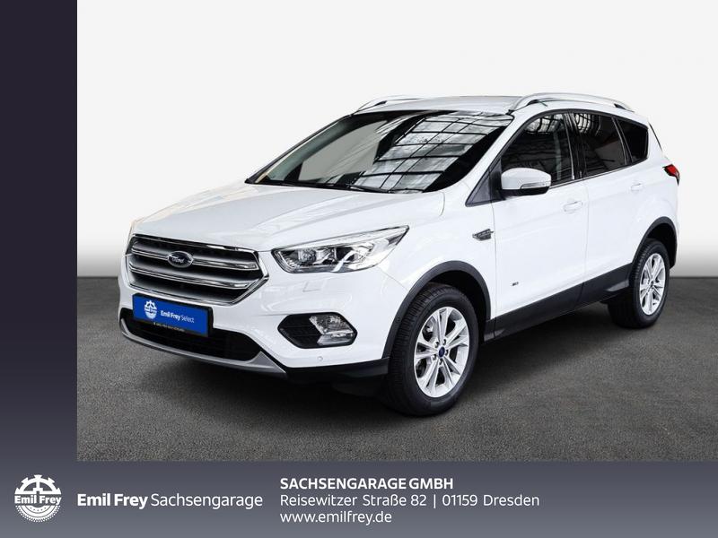 Ford Kuga 1.5 EcoBoost 4x4 Aut. Titanium Navi Xenon RFC, Jahr 2017, Benzin