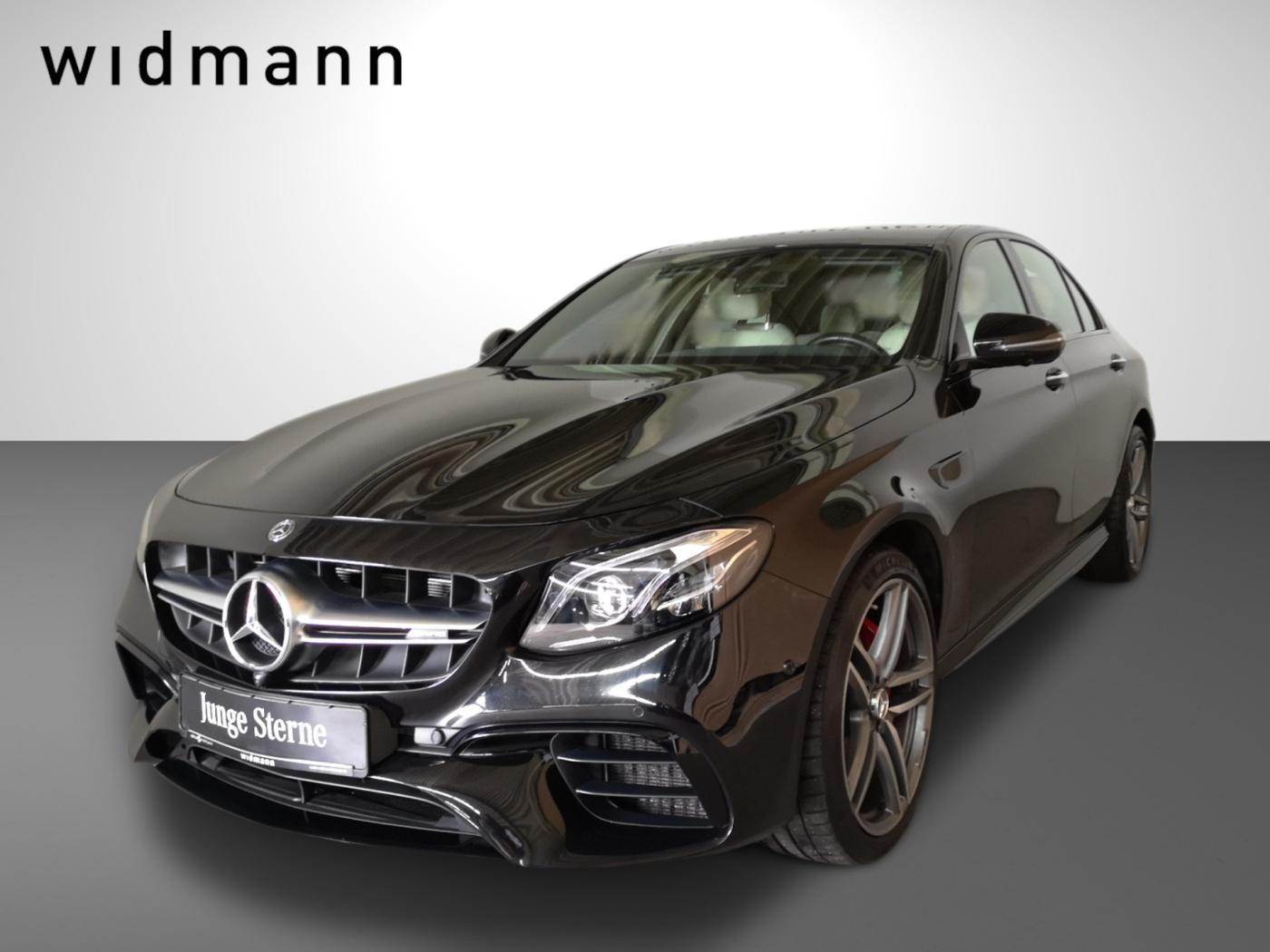Mercedes-Benz E 63 AMG S 4M+ *Sitzklima*Drivers P*Comand*HUD*, Jahr 2018, Benzin