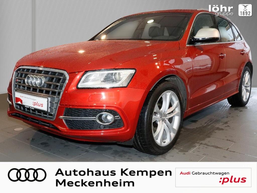 Audi SQ5 competition 3.0 TDI AHK PDC+ NAV XEN, Jahr 2016, Diesel