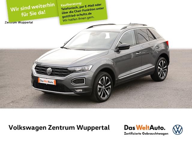 Volkswagen T-Roc 1,5 TSI United DSG LED NAVI SHZ PDC, Jahr 2020, Benzin