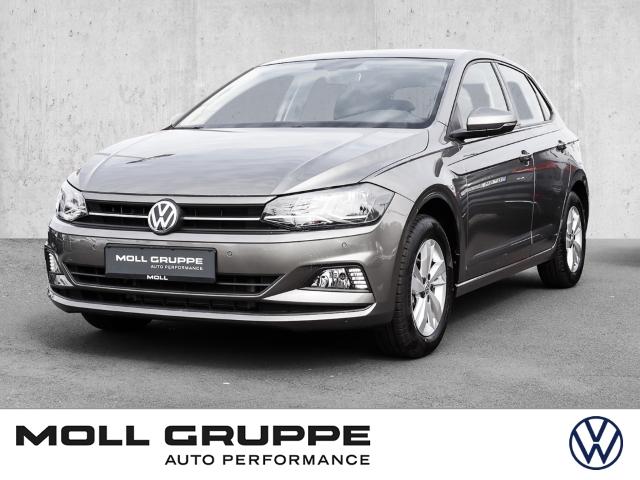 Volkswagen Polo 1.0 TSI Comfortline ALU KAMERA CLIMATRONIC ACC, Jahr 2019, Benzin